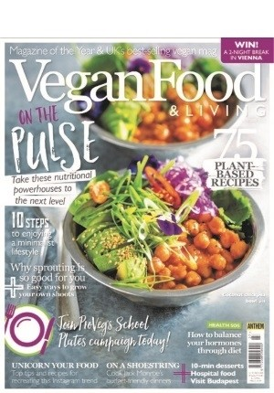 Vegan Food & Living #27: (October 2018)