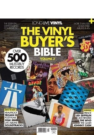 The Vinyl Buyer's Bible - Volume 2