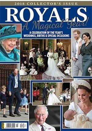 The Royals, A Magical Year