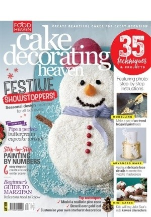 Cake Decorating Heaven #79 (Nov/Dec 2018)