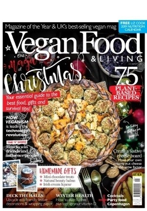 Vegan Food & Living #29: (December 2018)