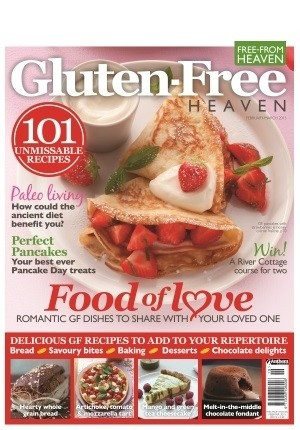 Gluten-Free Heaven #19 (Feb/Mar 2015)