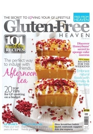 Gluten-Free Heaven #21 (Apr/May 2015)