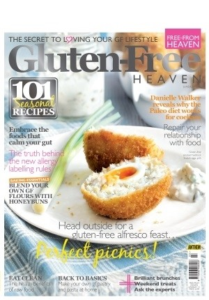 Gluten-Free Heaven #23 (Jun/Jul 2015)