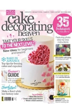Cake Decorating Heaven #81 (Jan/Feb 2019)