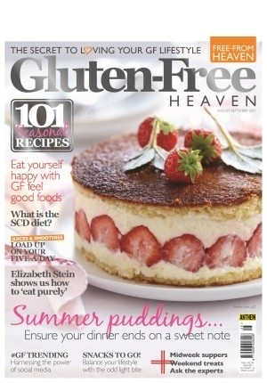 Gluten-Free Heaven #25 (Aug/Sep 2015)