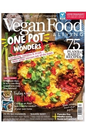 Vegan Food & Living #31: (February 2019)