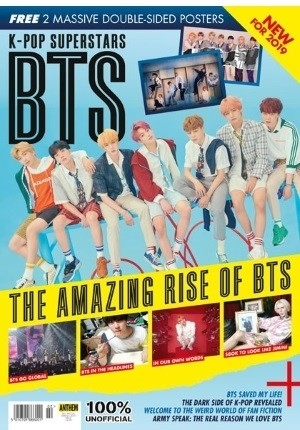 K-Pop Superstars: BTS (Volume 2)
