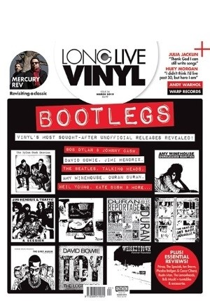 Long Live Vinyl Single Issues