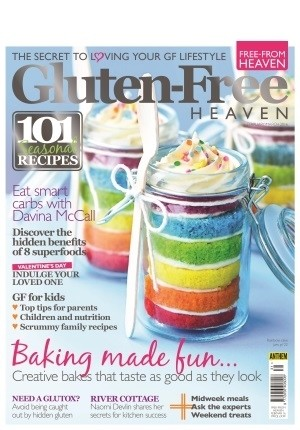 Gluten-Free Heaven #31 (Feb/Mar 2016)