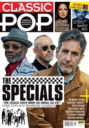 Classic Pop #50 (March 2019)